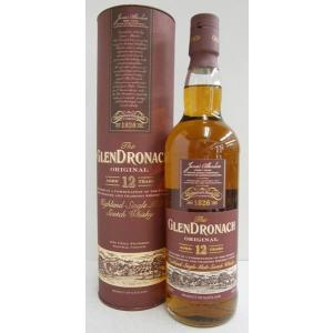 グレンドロナック 12年 並行 43% 700ml シングルモルトスコッチウイスキー sakenochawanya