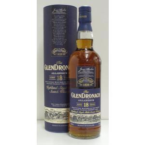 グレンドロナック 18年 アラダイス 並行 46% 700ml シングルモルトスコッチウイスキー sakenochawanya
