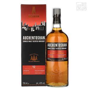 オーヘントッシャン12年 正規 40% 700ml シングルモルトスコッチウイスキー|sakenochawanya