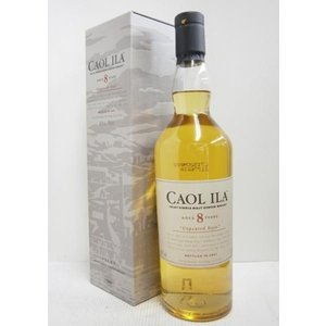 カリラ 8年 アンピーテッド 64.9% 700ml ウイスキー|sakenochawanya