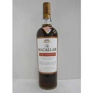 マッカラン カスクストレングス 正規 60.1% 750ml 箱なし ウイスキー|sakenochawanya