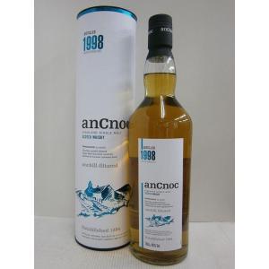 アンノック1998 アンチル 46% 700ml ウイスキー sakenochawanya