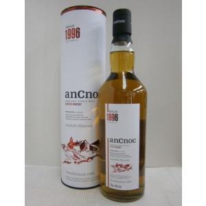 アンノック1996 アンチル 46% 700ml ウイスキー sakenochawanya