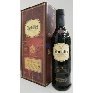 グレンフィディック19年ディスカバリ レッドワインF 40% 700ml ウイスキー|sakenochawanya