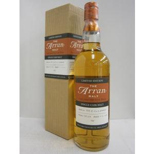 アラン バーボンカスクフィニッシュ 58.2% 700ml ウイスキー sakenochawanya