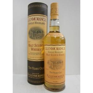 グレンモーレンジ10年 正規 旧ボトル 43% 750ml ウイスキー sakenochawanya