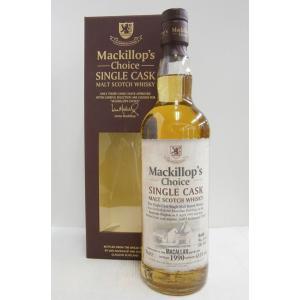マッカラン 1990 マキロップチョイス 43% 700ml  ウイスキー|sakenochawanya