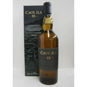 カリラ 25年 並行 43% 700ml シングルモルトスコッチウイスキー|sakenochawanya