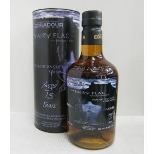 エドラダワー フェアリーフラッグ 15年 46% 700ml ウイスキー sakenochawanya