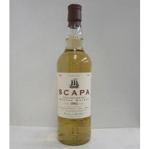スキャパ 1993 GM 40% 700ml  ウイスキー sakenochawanya
