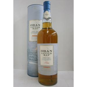 オーバン リトルベイ 43%1000ml ウイスキー sakenochawanya