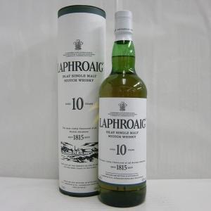 ラフロイグ10年 並行 40% 700ml アイラシングルモルトスコッチウイスキー|sakenochawanya