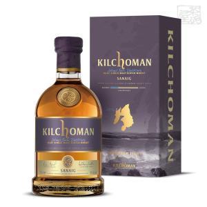 キルホーマン サナイグ 46% 700ml ウイスキー|sakenochawanya