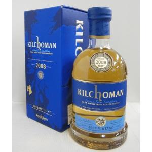 キルホーマン 7年 2008 46% 700ml ウイスキー|sakenochawanya