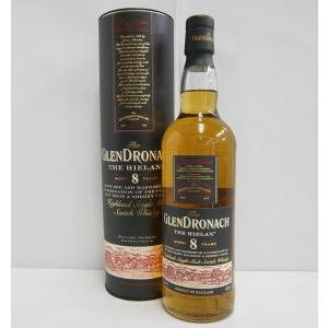 グレンドロナック 8年 ザヒーラン 並行 46% 700ml シングルモルトスコッチウイスキー sakenochawanya