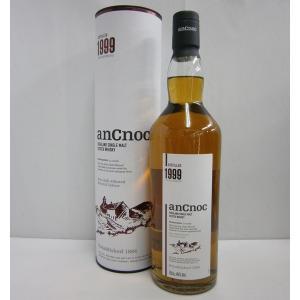 アンノック1999 アンチル 46% 700ml ウイスキー sakenochawanya
