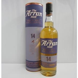 アラン 14年 並行 46% 700ml シングルモルトスコッチウイスキー sakenochawanya