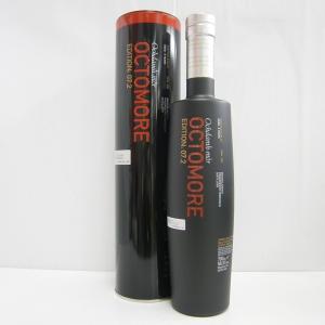 オクトモア 07.2 スコティッシュバーレイ 並行 58.5% 700ml シングルモルトスコッチウイスキー|sakenochawanya