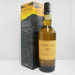 カリラ 18年 並行 43% 700ml ウイスキー|sakenochawanya