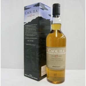 カリラ17年 アンピーテッド 55.9% 700ml ウイスキー|sakenochawanya