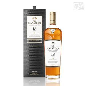 マッカラン18年 正規 43% 700ml シングルモルトスコッチウイスキー|sakenochawanya