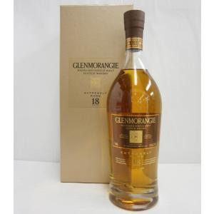 グレンモーレンジ18年 並行 43% 750ml シングルモルトスコッチウイスキー sakenochawanya