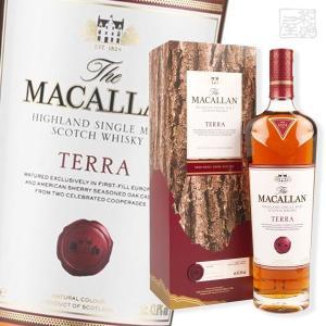 ザ・マッカラン テラ 43.8度 700ml クエスト・コレクション 並行 シングルモルトスコッチウイスキー|sakenochawanya