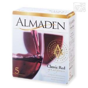 アルマデンクラシック レッド 5000ml 赤ワイン ミディアム ボディ アメリカ カリフォルニアワイン|sakenochawanya