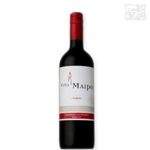 ビニャ・マイポカベルネ ソーヴィニヨン メルロ 750ml 赤ワイン ミディアムボディ チリ|sakenochawanya