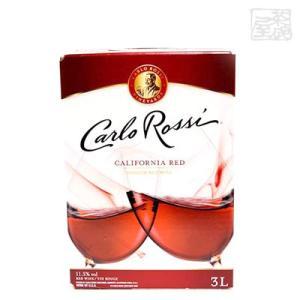 ガロ カルロ ロッシ レッド BIB 3000ml 赤ワイン  ライトボディ|sakenochawanya