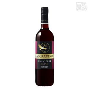 ラデラ ヴェルデ レッド ペットボトル 720ml 12本セット(1ケース) 赤ワイン ミディアムボディ チリ|sakenochawanya