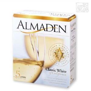 アルマデンクラシック ホワイト 5000ml 白ワイン 辛口  アメリカ|sakenochawanya