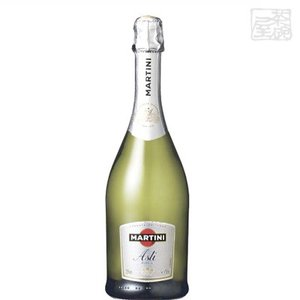 マルティーニアスティ スプマンテ 750ml スパークリングワイン やや甘口  イタリア|sakenochawanya