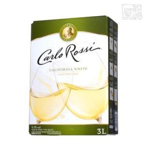 ガロ カルロ ロッシ ホワイト BIB 3000ml 白ワイン やや辛口|sakenochawanya