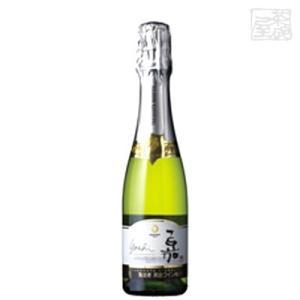 高畠ワイン 嘉 スパークリング シャルドネ 200ml 12本セット sakenochawanya