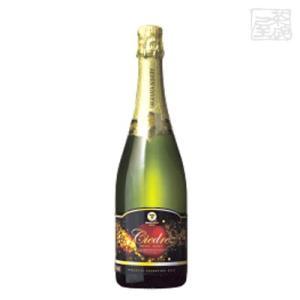 高畠ワイン シードル 750ml 白泡ワイン やや甘口|sakenochawanya