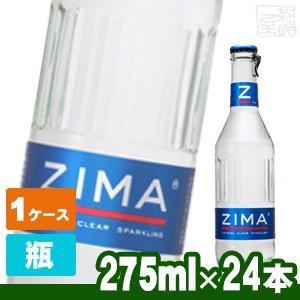 クアーズ ジーマ ボトル 4.5度 275ml 24本セット ケース リキュール|sakenochawanya