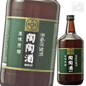陶陶酒 銭形印 辛口 29度 1000ml リキュール 健康酒|sakenochawanya