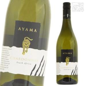 アヤマ シャルドネ 白ワイン 14度 750ml|sakenochawanya