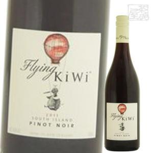 フライング キウィ  ピノノワール 赤ワイン 13.5度 750ml|sakenochawanya