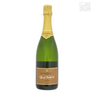 スマロッカ  カバ ブリュット ナチュレ グラン レセルバ 白 スパークリングワイン 11.5度 750ml sakenochawanya