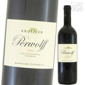 クルッツラー ペルヴォルフ 赤ワイン 13.5度 750ml sakenochawanya
