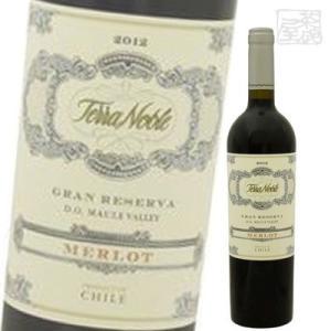 テラノブレ メルロ グラン レセルバ 赤ワイン 13.5度 750ml|sakenochawanya