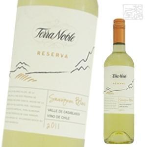 テラノブレ ソーヴィニヨンブラン レセルバ 白ワイン 13度 750ml|sakenochawanya