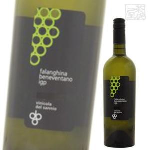 ヴィニコラ デル サンニオ ファランギーナ 白ワイン 12度 750ml|sakenochawanya