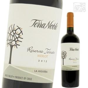テラノブレ メルロ レセルバ テロワール 赤ワイン 13.5度 750ml sakenochawanya