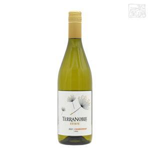テラノブレ シャルドネ 白ワイン 13.5度 750ml sakenochawanya