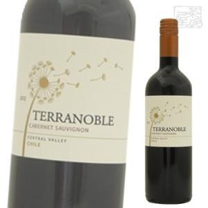 テラノブレ カベルネソーヴィニヨン 赤ワイン 13.5度 750ml|sakenochawanya