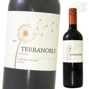テラノブレ メルロ 赤ワイン 13.5度 750ml|sakenochawanya