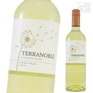 テラノブレ ソーヴィニヨンブラン 白ワイン 13度 750ml|sakenochawanya